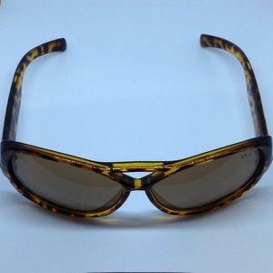 Christian Dior women's cheetah sunglasses frames